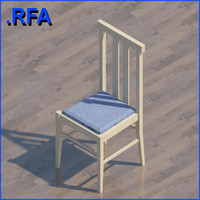 Revit chair 04